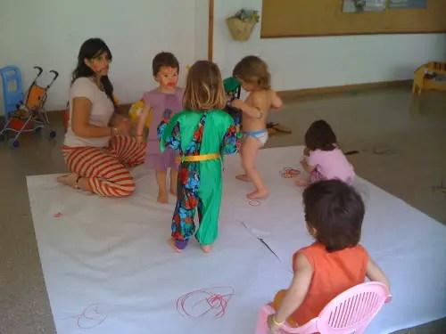 TATANET4B - Tatanet y vídeo sobre dos escuelas libres en Barcelona