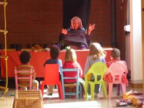 TATANET6B - Tatanet y vídeo sobre dos escuelas libres en Barcelona