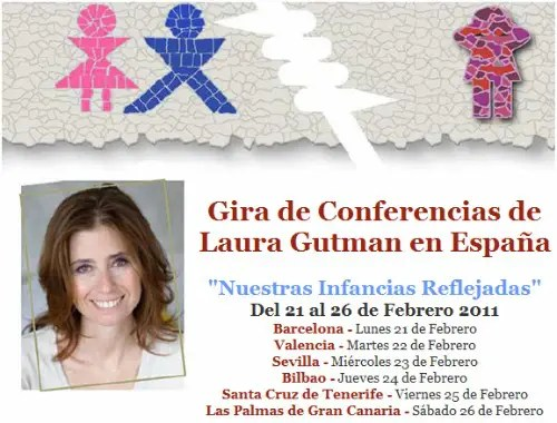 laura gutman - Laura Gutman en España en febrero 2011