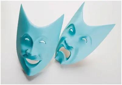 mascaras - ¿VIVIR SIN COMER o comer sin vivir? La otra cara de la nutrición pránica