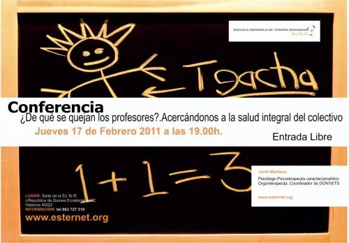 quejas de los profesores2 - quejas de los profesores
