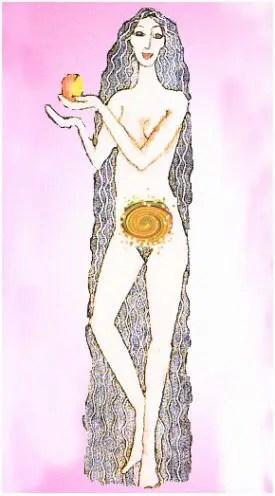utero1 - Siente tu útero, reconciliate con tu esencia
