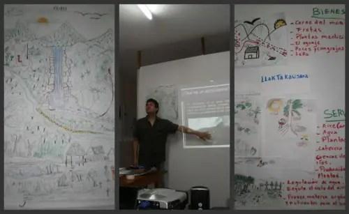 2collagetaller - Crónica de mi viaje a Perú: el Amazonas, el pulmón del planeta (4/6)