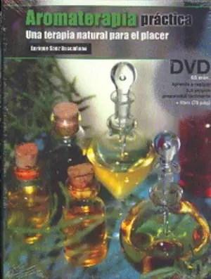 DVD - COSMÉTICA BIOENERGÉTICA: Entrevistamos al experto aromatólogo y artesano perfumista Enrique Sanz Bascuñana