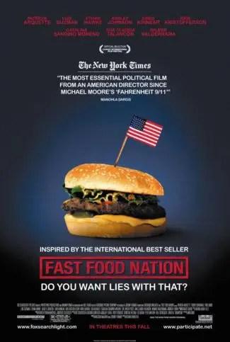 FAST FOOD - FAST FOOD NATION