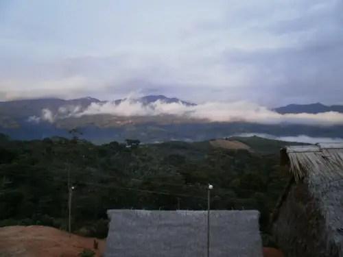 cerro - Crónica de mi viaje a Perú: el Amazonas, el pulmón del planeta (4/6)
