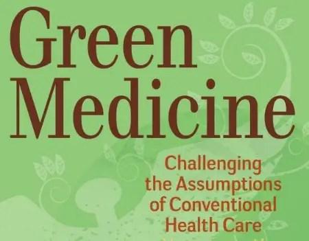 green - green medicine