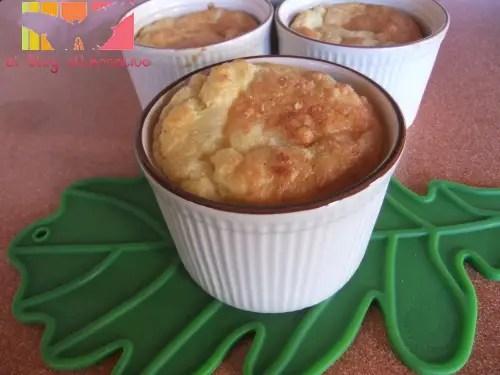 soufleportada - soufle de coliflor