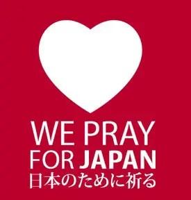 we pray for japan - Mil grullas, solidaridad y meditación por Japón