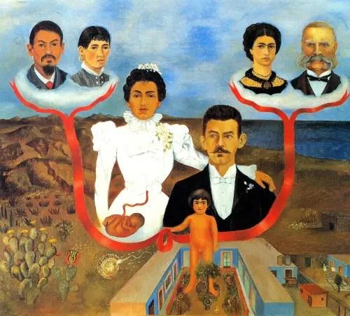 1936 mis abuelos mis padres y yo arbol familiar - MADRES Y MUSAS: 40 grandes artistas retratan a sus madres