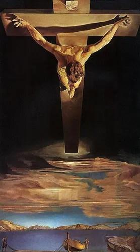 """Cristo de SAn Juan - EL SIMBOLISMO DE LA CRUZ O """"LA CUADRATURA DEL CÍRCULO"""": el significado arcano de los símbolos (3)"""