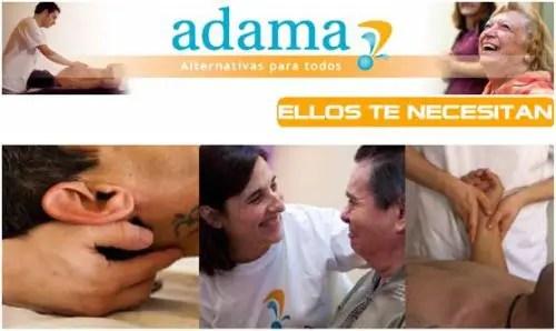 adama - Voluntariado social: voluntariado por el cambio
