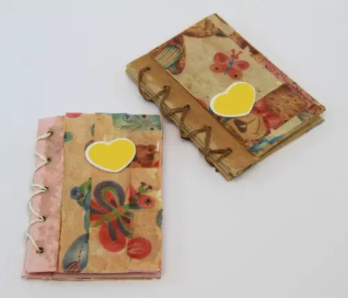 agendas artesanales sarah gibran