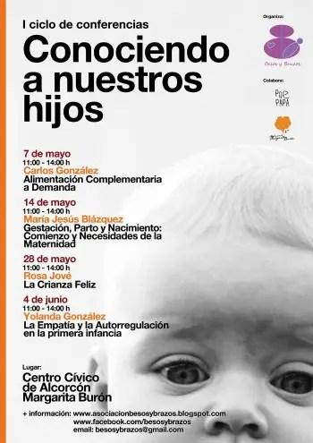 cartel ok baja21 - conociendo a nuestros hijos