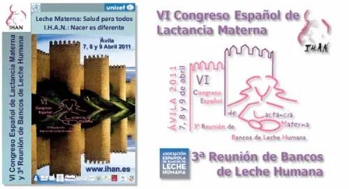 VI congreso español de lactancia materna
