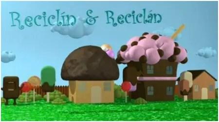 reciclin - reciclin reciclán