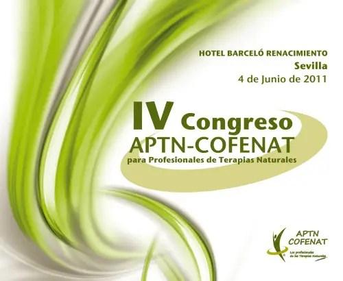 Cartel IV Congreso APTN COFENATb - Cartel IV Congreso APTN-COFENATb