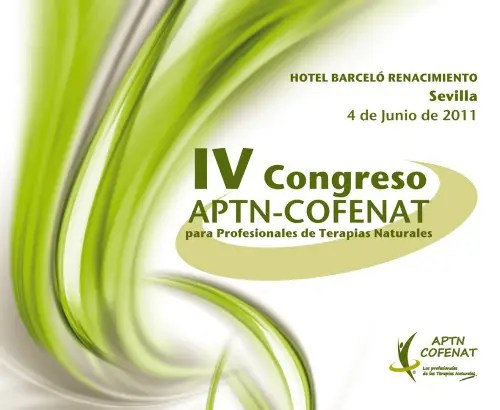 Cartel IV Congreso APTN-COFENATb