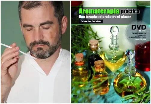 aromaterapia enrique sanz - Psico-aromaterapia: primer curso de una propuesta de Aromaterapia para el nuevo milenio en Barcelona