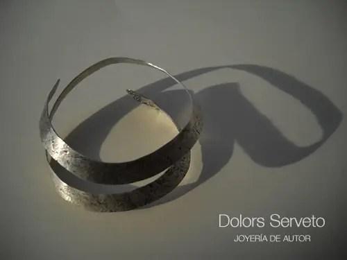 dolors serveto - Dolors Serveto, joyería artesanal de autor