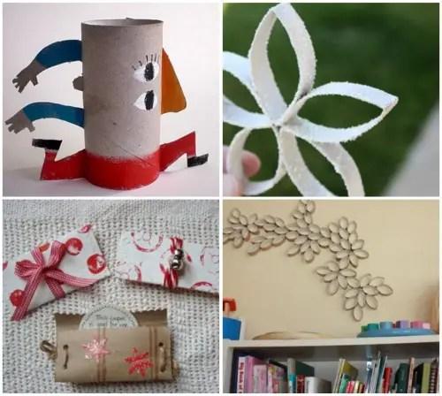 Collage de Picnik3 - Reutilizar rollos de papel higiénico