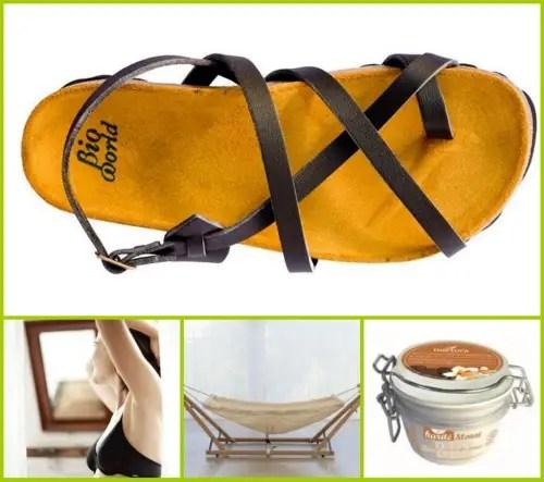 Collage de Picnik4 - productos verano ecotendencia