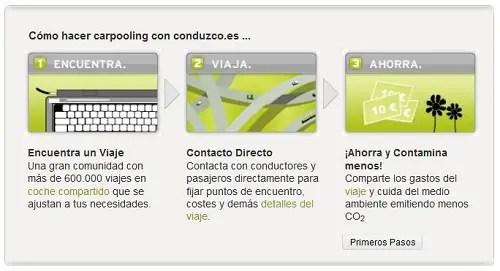 Conduzco carpooling - CONDUZCO.es: plataforma de coche compartido en España y Europa. Entrevistamos a Ángel González, Responsable de Comunicación