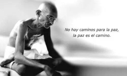 Gandhi paz - Gandhi-paz