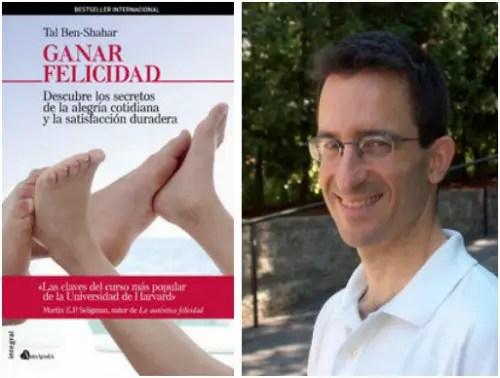 """LIBROS - """"Dése permiso para ser humano"""". Entrevista a Tal Ben Shahar, profesor de Psicología Positiva de Harvard"""