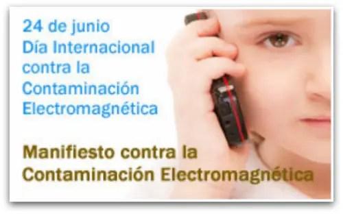 contaminacion - Manifiesto contra la contaminación electromagnética