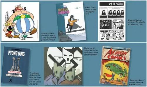 COMICS - Historias de comics. Códigos para convencer: revista online esPosible nº 18
