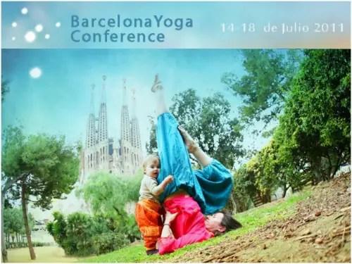 barcelona yoga conference