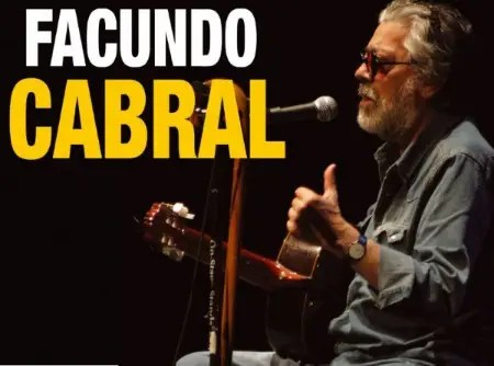 """facundocabral - No soy de aquí ni soy de allá. A Facundo Cabral """"in memoriam"""""""