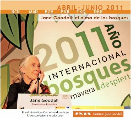 boletin jane goodall abril 2011