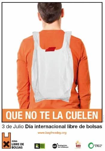 que no te la cuelen - Que no te la cuelen: Día Internacional Libre de bolsas
