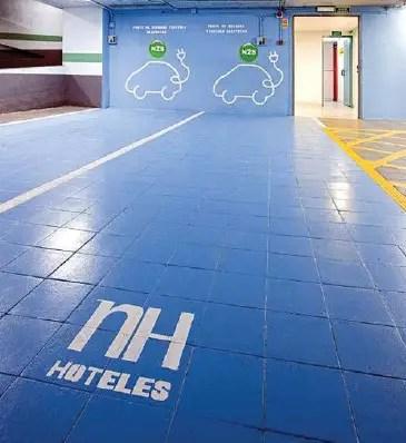 """2011 06 23 121437 - Habitaciones verdes en hoteles para """"Despertar a un mundo mejor"""""""