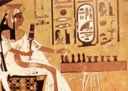 juegoajedrez - ajedrez antiguo egipto