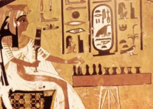 ajedrez antiguo egipto