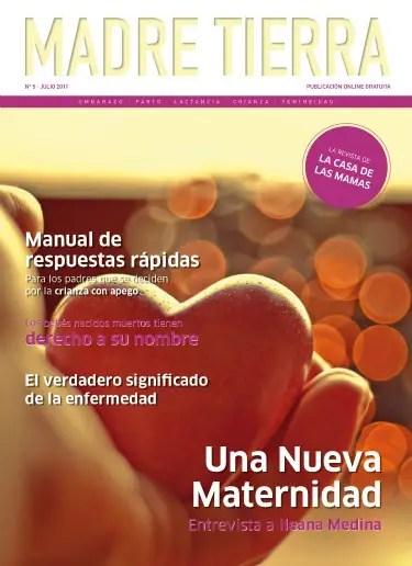 madre tierra - Madre Tierra nº 5: revista online de crianza