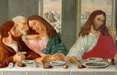 maria magdalena-ultima cena