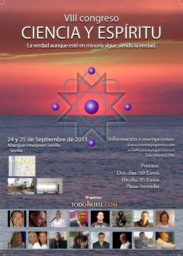 VIII ciencia y espiritu sevilla