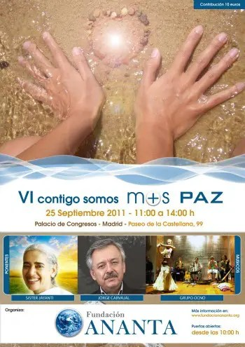 cartelVIcontigo1 - VI Contigo Somos + Paz