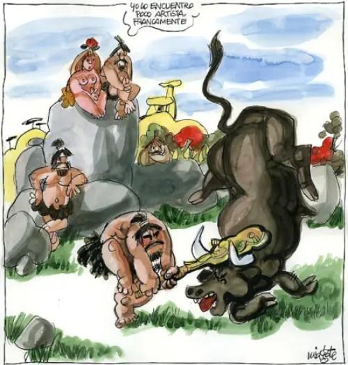 toros mingote1 - Involución, cobardía y Tordesillas 2011