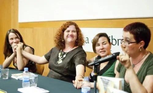 una nueva maternidad barcelona3 - Presentación del libro Una Nueva Maternidad en Madrid