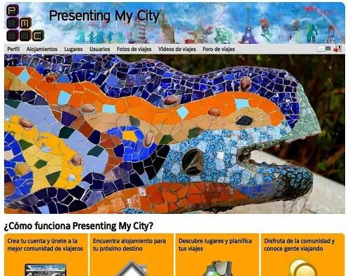 Presenting My City