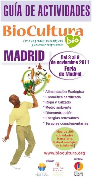 biocultura2 - BIOCULTURA Madrid 2011: un cambio verdadero