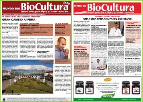 Collage de Picnik - biocultura otoño 2011