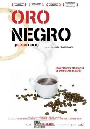 oro negro - Exijamos turrones y cacao sin sufrimiento y esclavitud