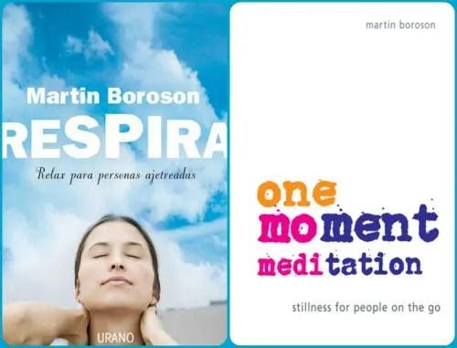 respira meditación