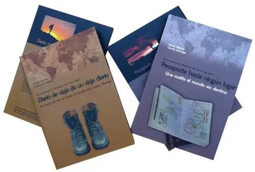 lavueltaalmundo.net libros - Viajar para perder miedo a la vida